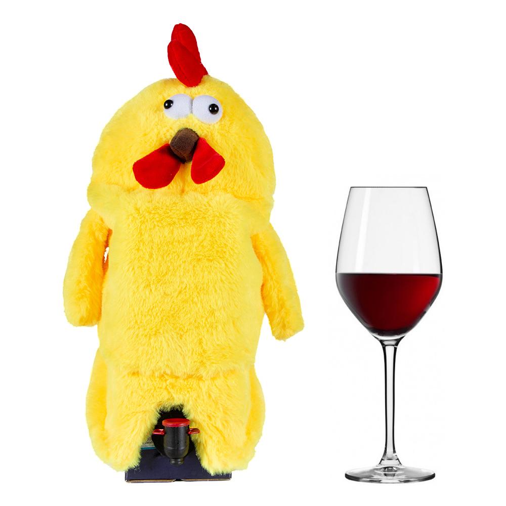 Kycklingdräkt till Vinbox