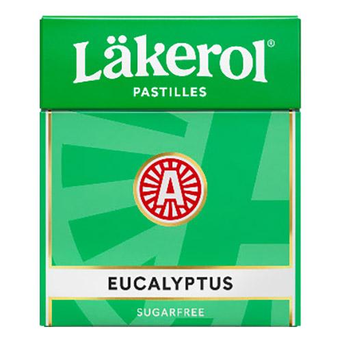 Läkerol Eucalyptus - 1-pack
