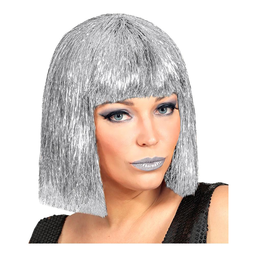 Las Vegas Peruk Silver - One size