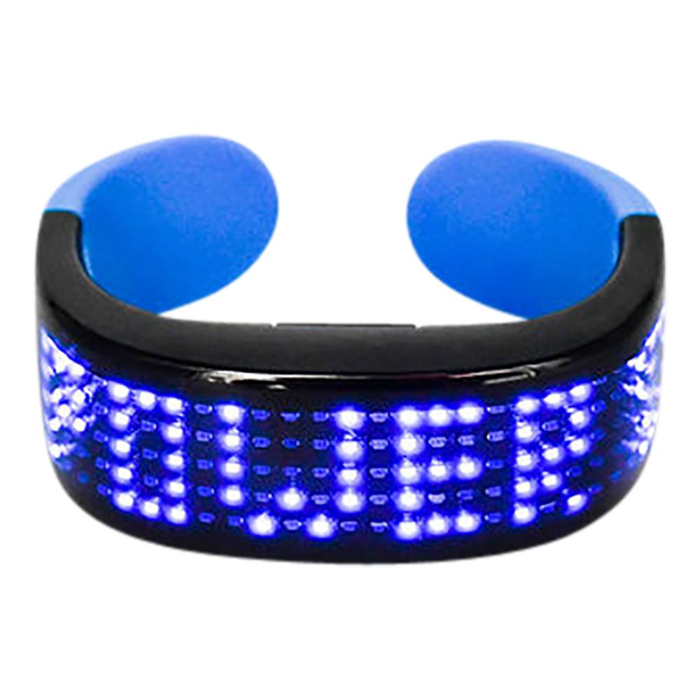 LED Armband - Blå