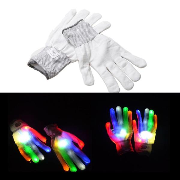 LED Handskar - One size