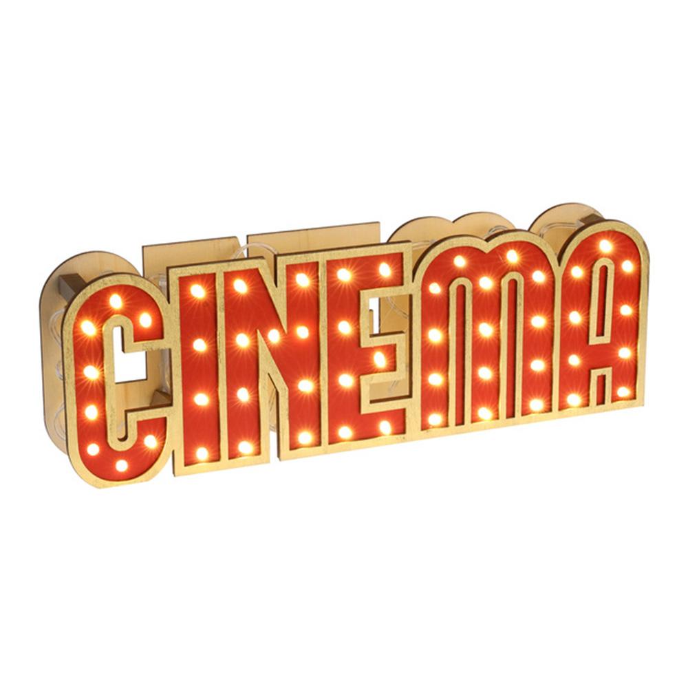 LED Skylt Cinema