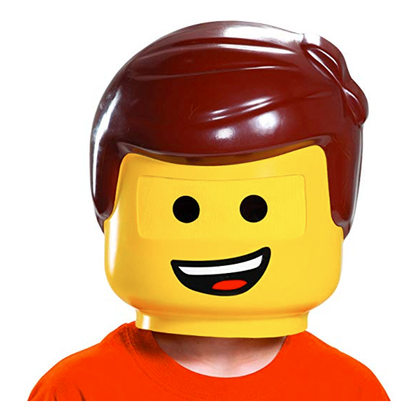 Lego Emmet Mask - One size