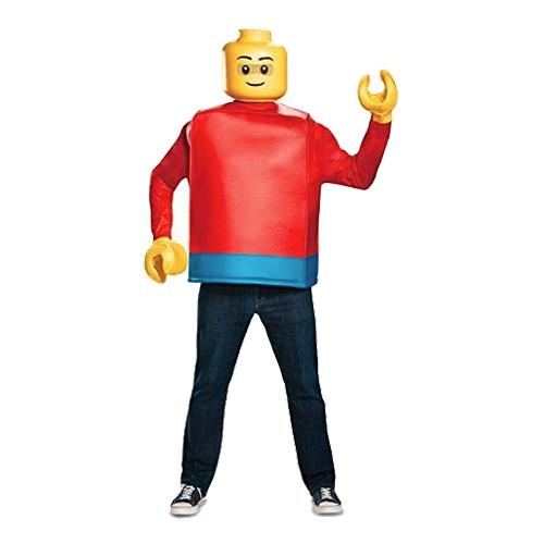 LEGO Gubbe Maskeraddräkt - One size
