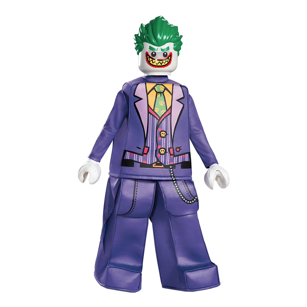 LEGO Jokern Prestige Barn Maskeraddräkt - Small