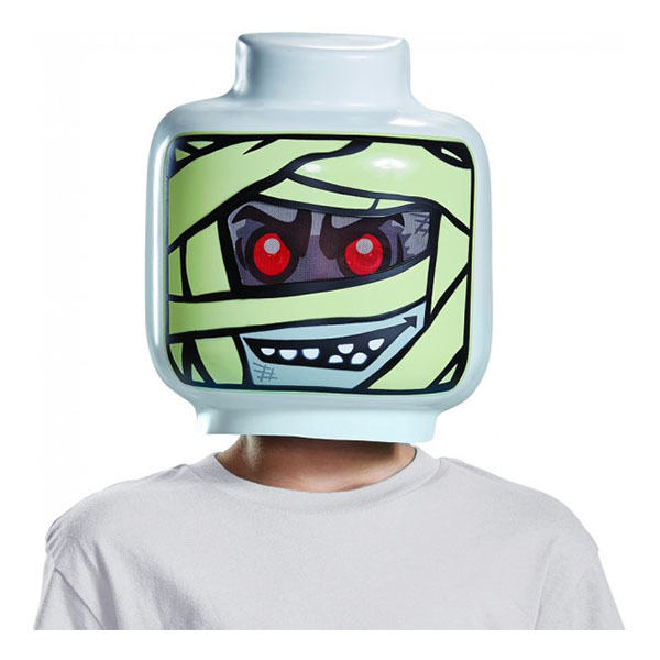 LEGO Mumie Barn Mask - One size