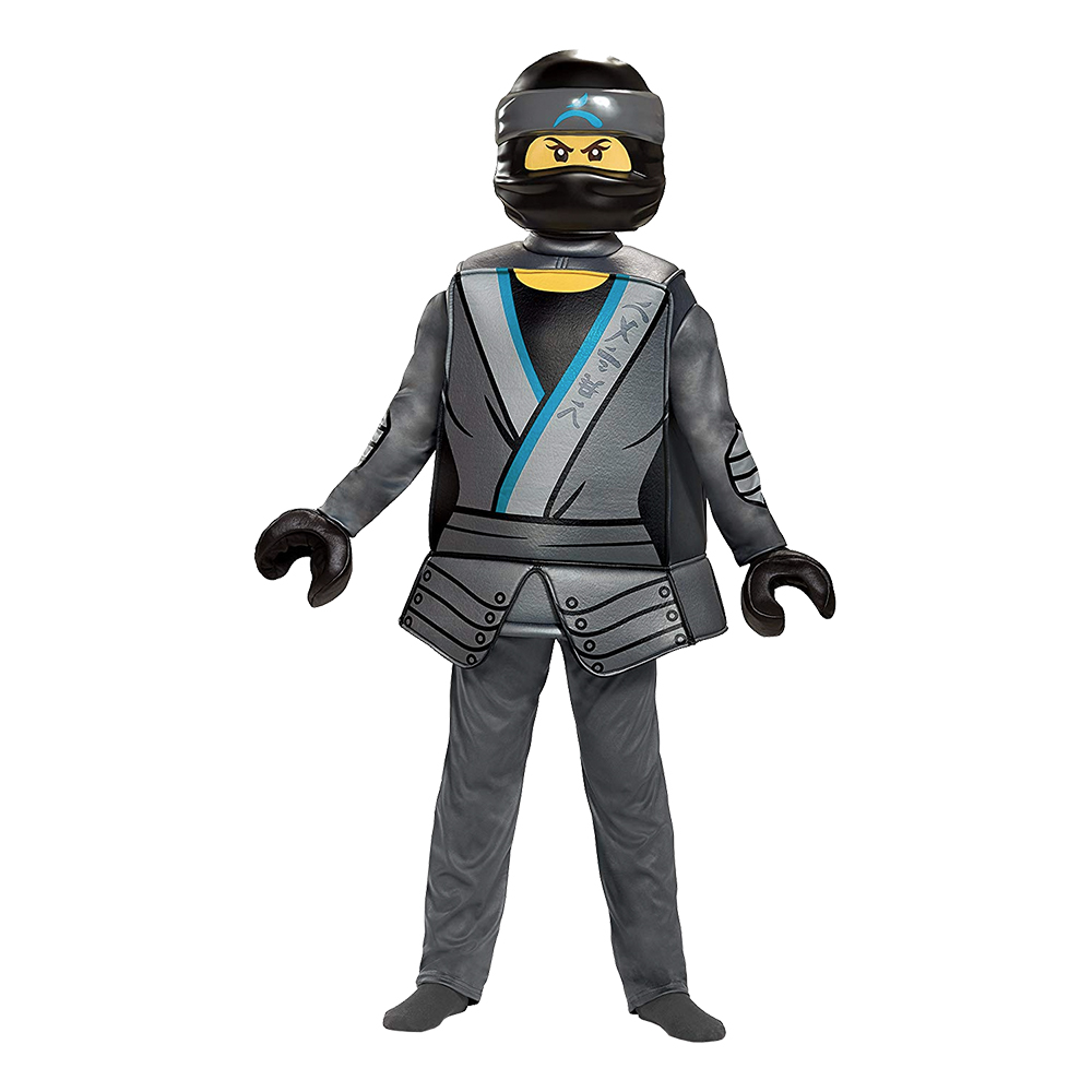 LEGO Nya Deluxe Barn Maskeraddräkt - Small