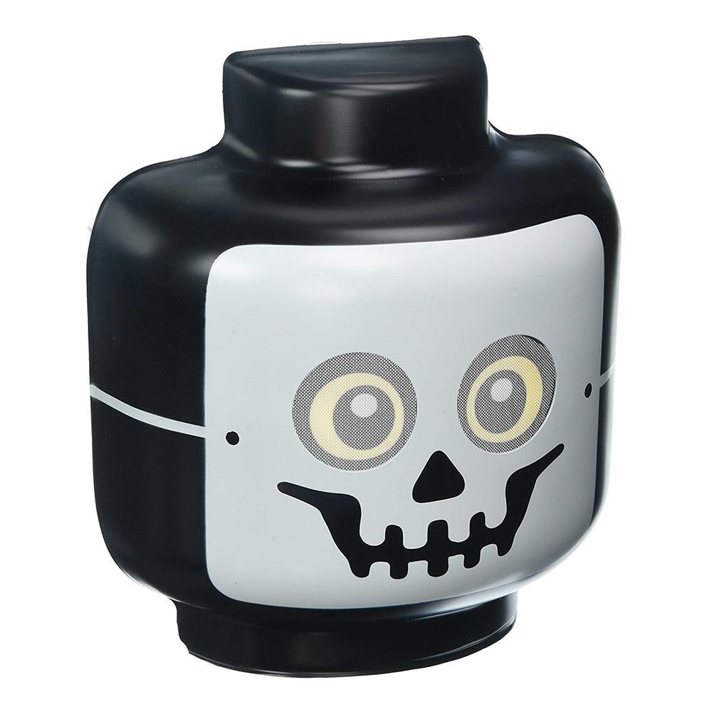 LEGO Skelett Barn Mask - One size