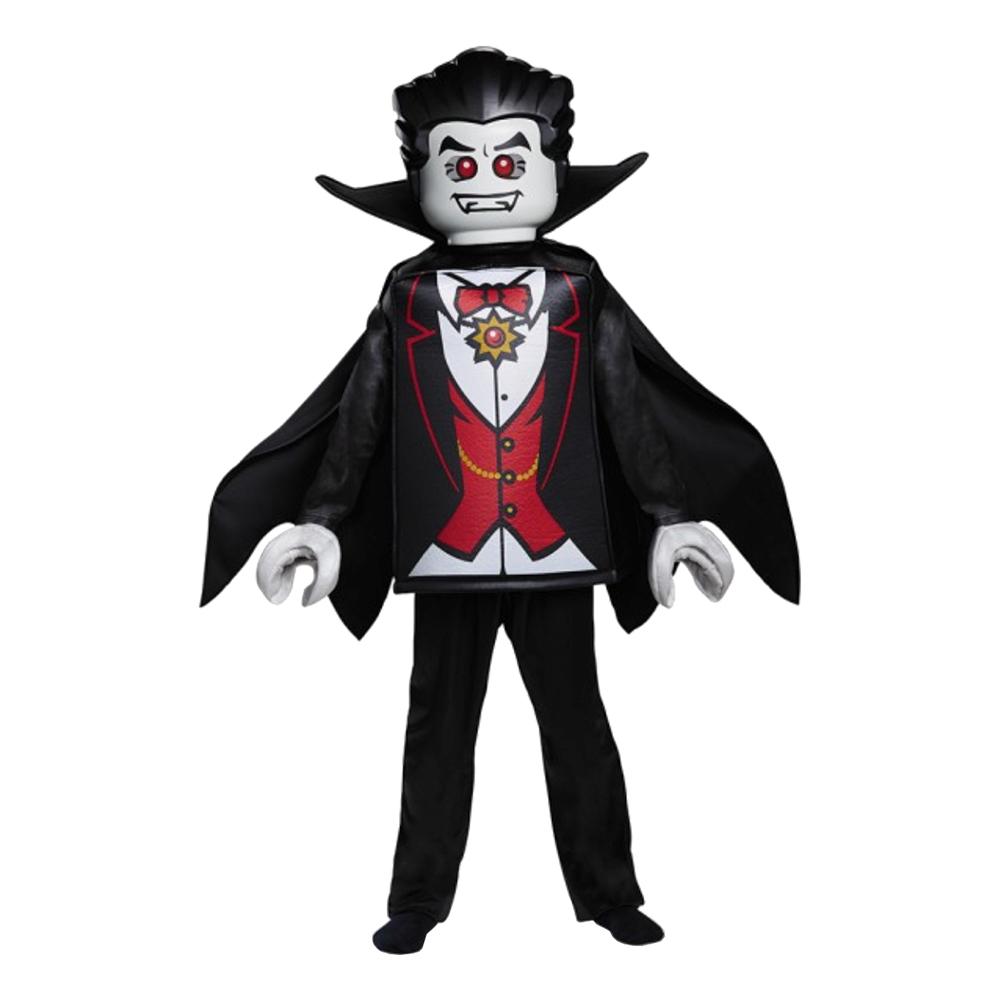 LEGO Vampyr Deluxe Barn Maskeraddräkt - Small