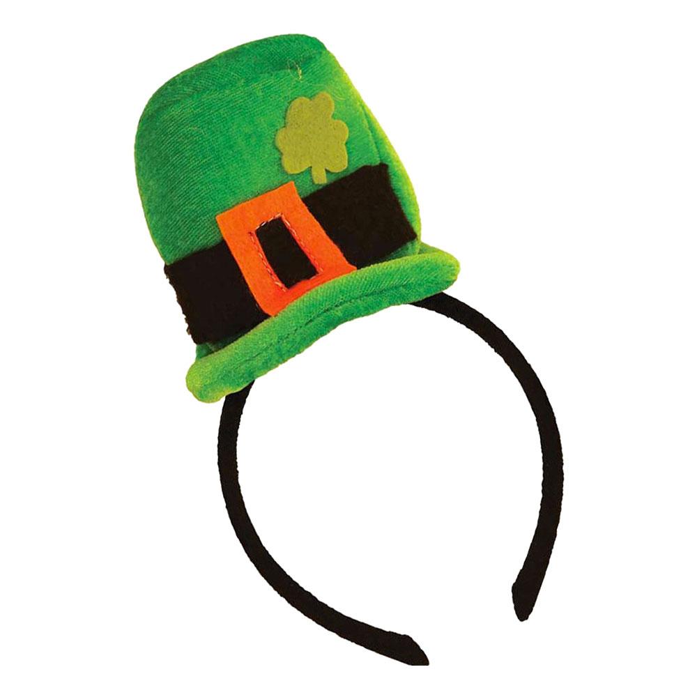 Leprechaun Hatt Mini på Diadem