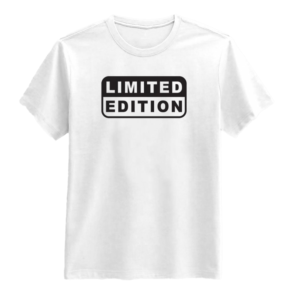 Limited Edition T-shirt - Small