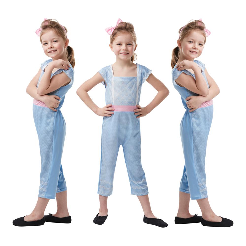 Little Bo-Peep Barn Maskeraddräkt - Small