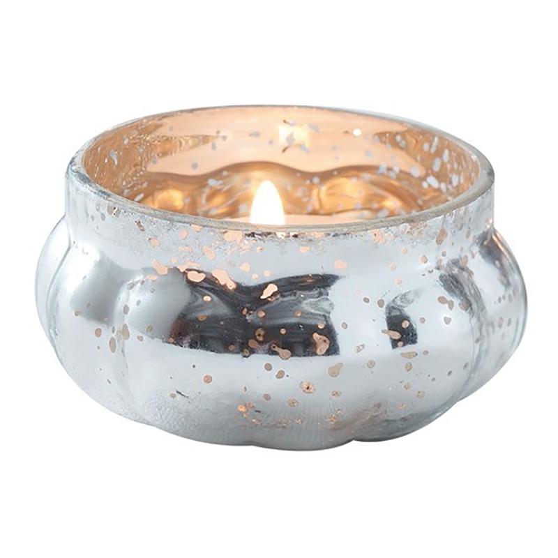 Ljushållare Silver Frostad - 1-pack