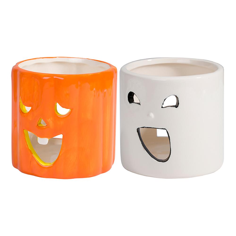 Ljushållare Pumpa/Spöke - 1-pack