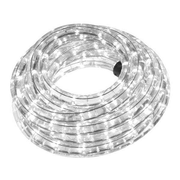 Ljusslang Ropelight LED Kallvit