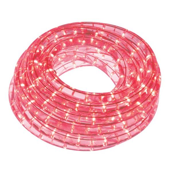 Ljusslang Ropelight LED Röd
