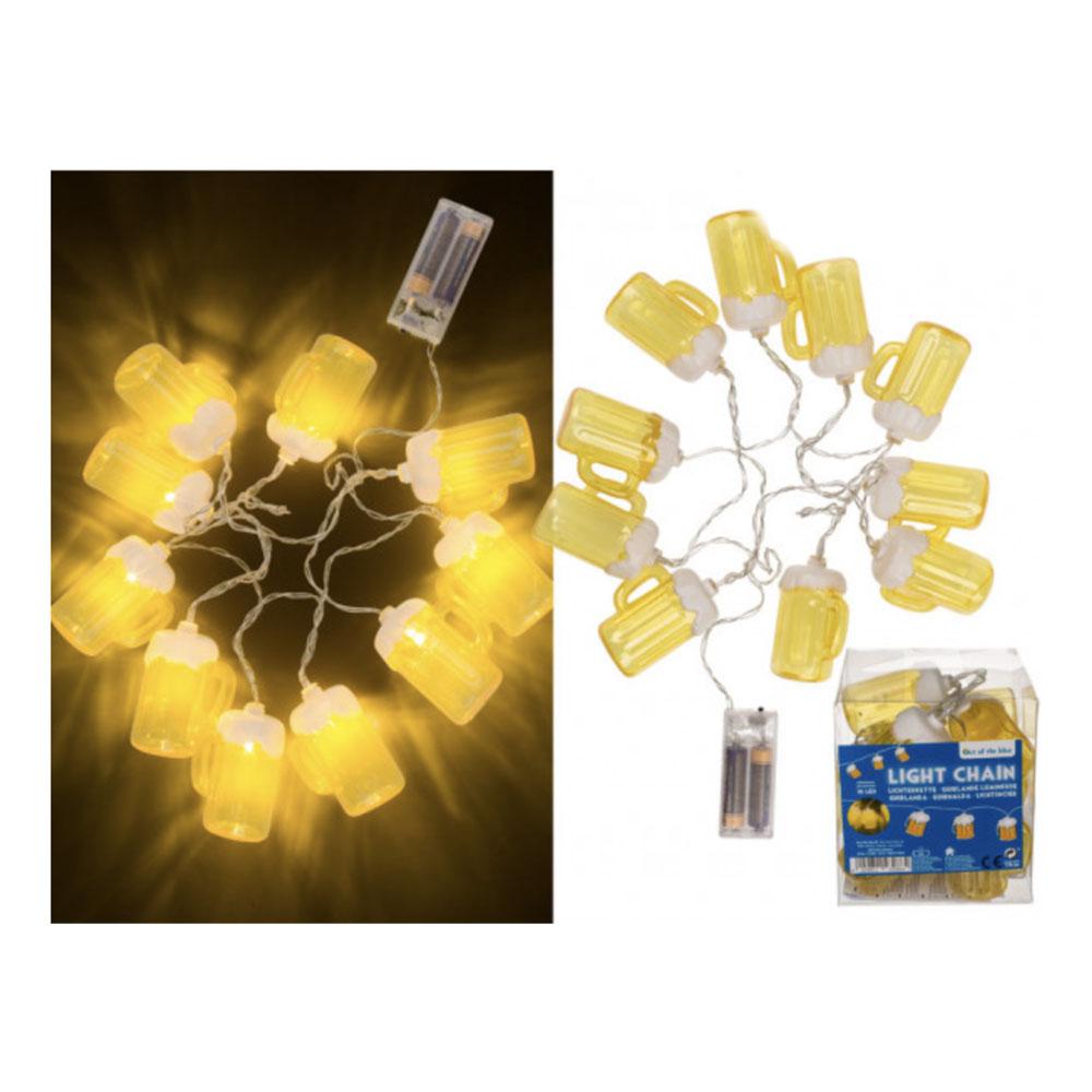 Ljusslinga Ölglas LED