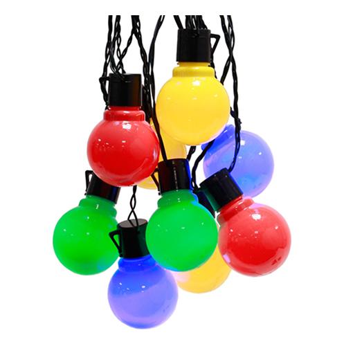 Ljusslinga Party Flerfärgade Lampor LED