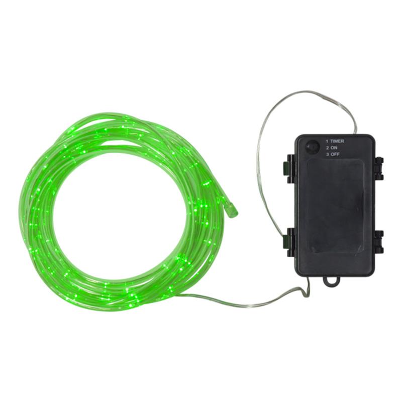 Ljusslinga Tuby Grön