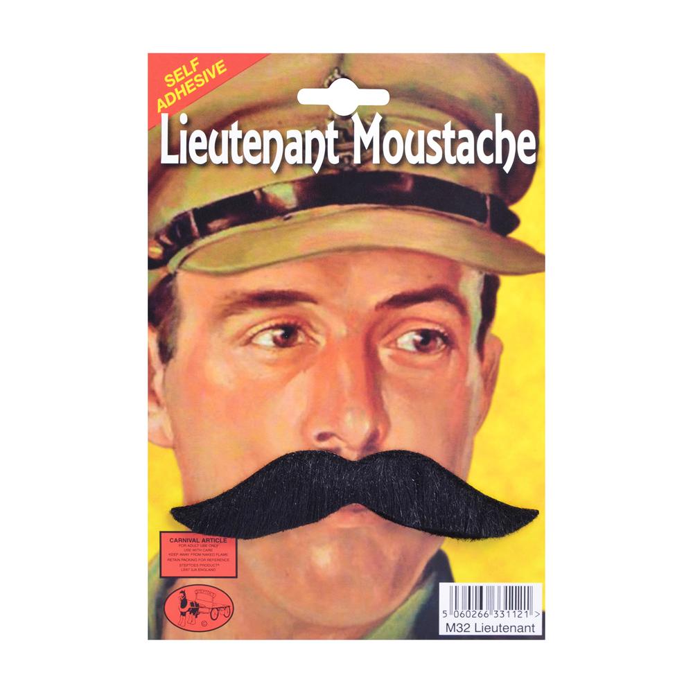 Löjtnant Mustasch