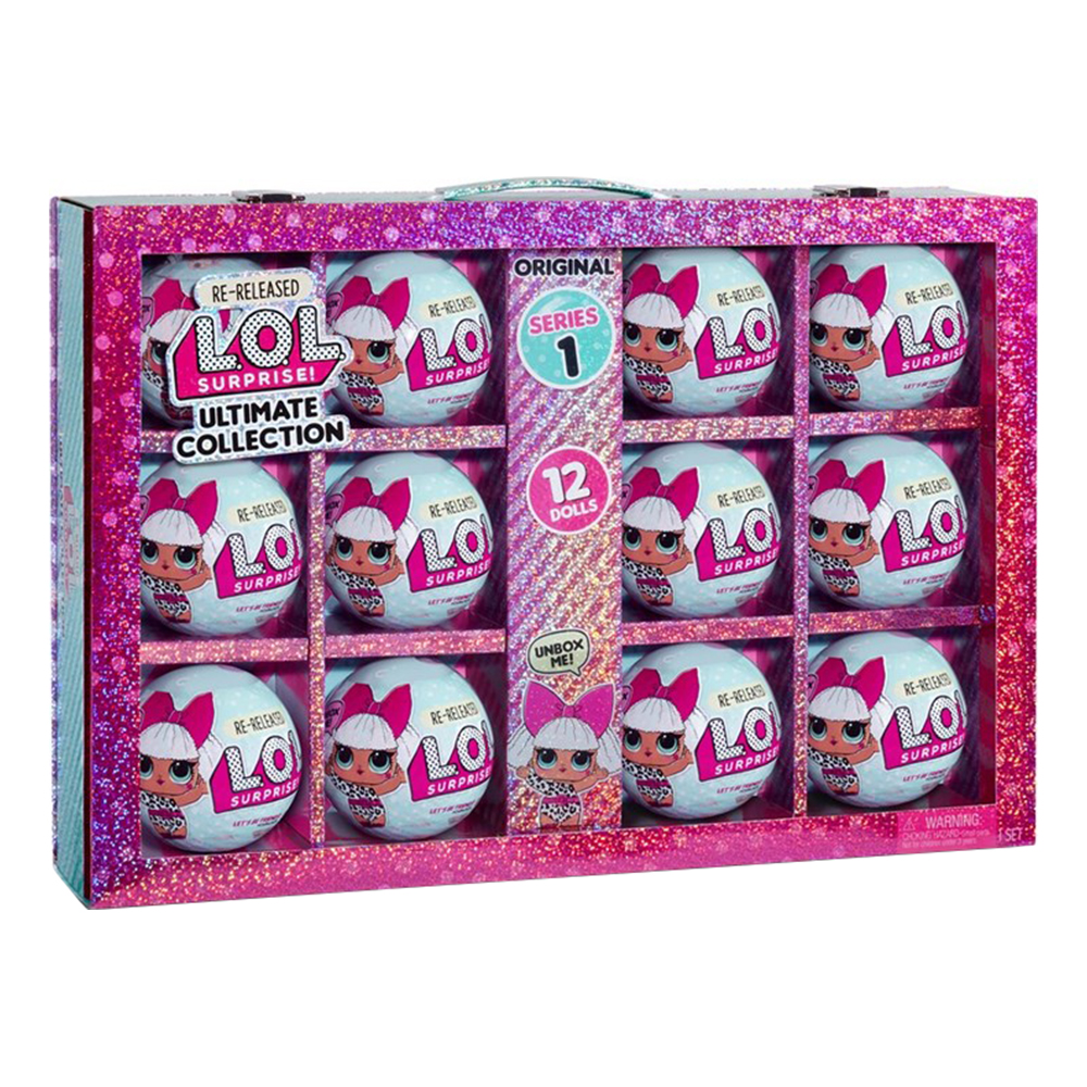 L.O.L. Limited Edition Surprise Complete CollectionSeries 1A- Diva