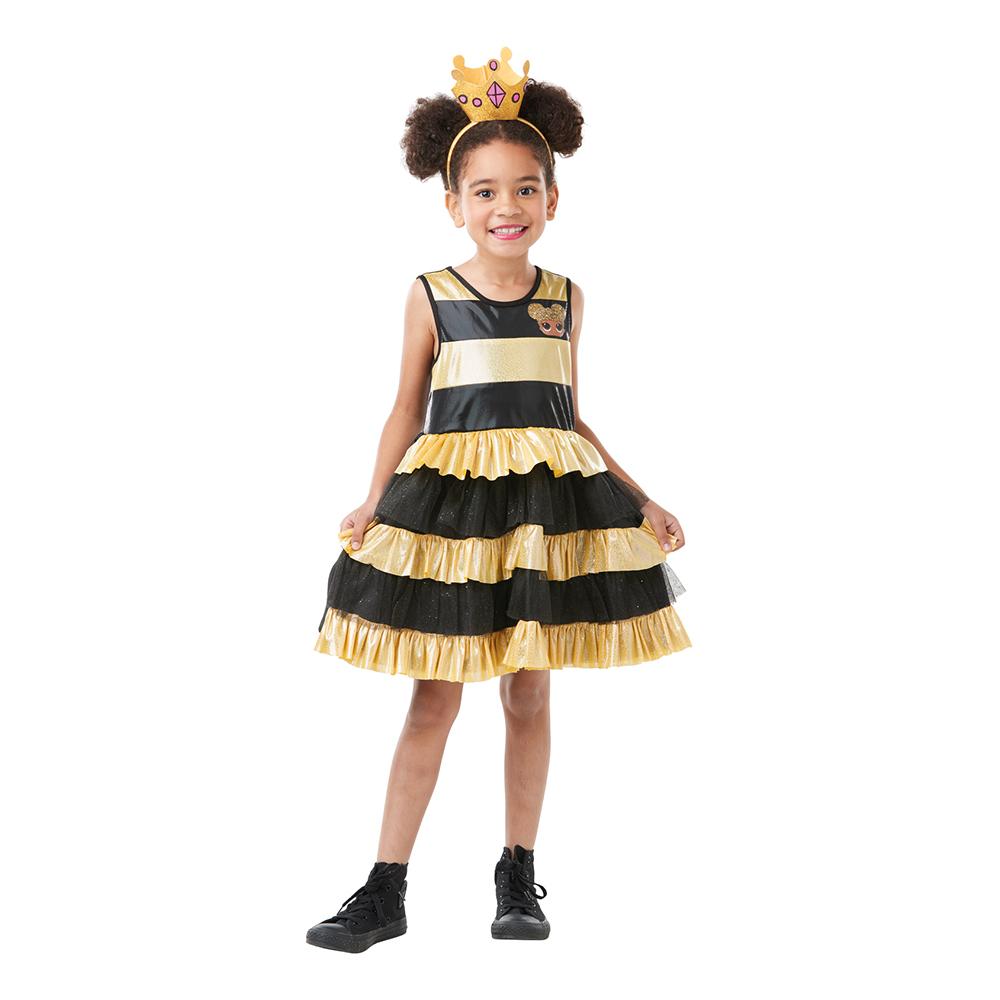 L.O.L. Surprise Queen Bee Maskeraddräkt - Medium