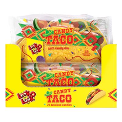 Look-O-Look Taco Godis - 115 gram