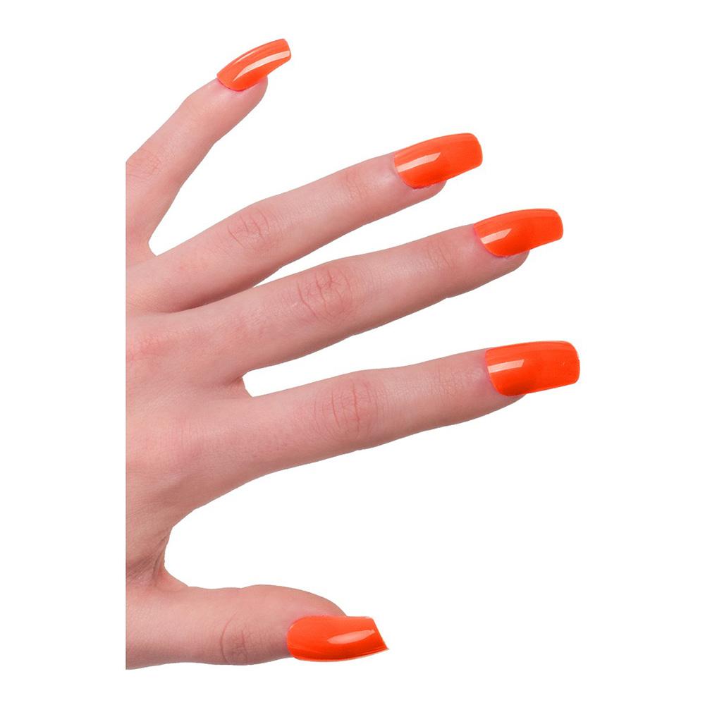 Lösnaglar Orange