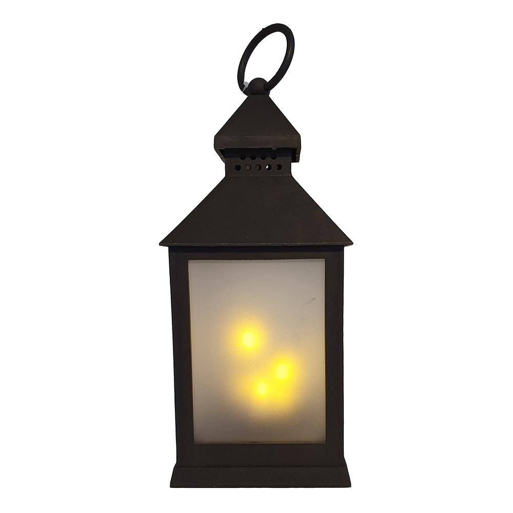 Lykta med LED-Ljus