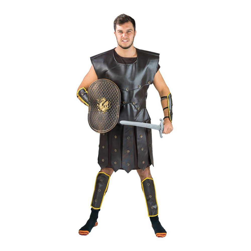 Manlig Gladiator Maskeraddräkt - One size