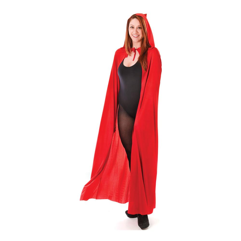 Mantel Röd - One size