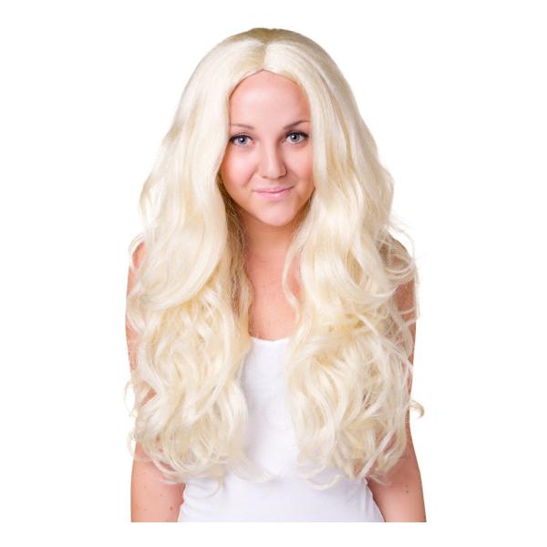 Maria Blond Peruk - One size