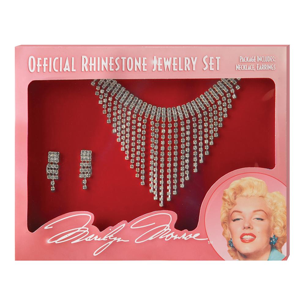 Marilyn Monroe Smyckesset