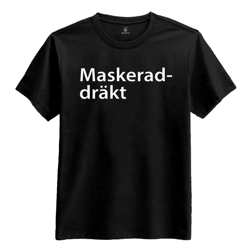Maskeraddräkt T-shirt - Medium