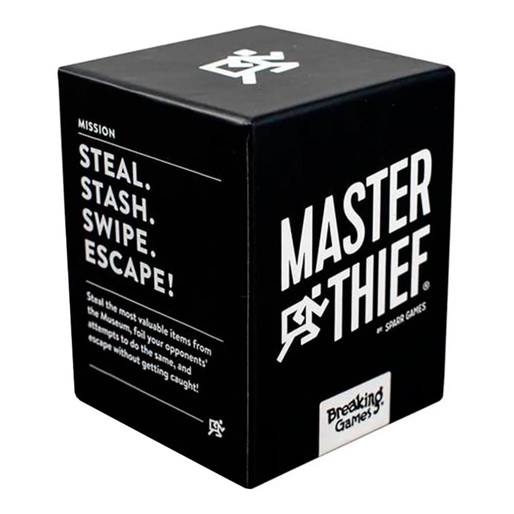 Master Thief Spel