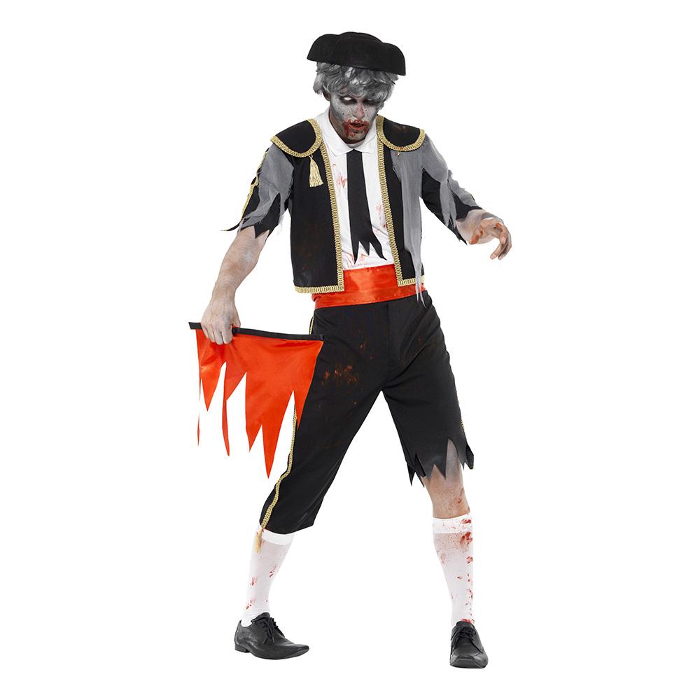 Matador Zombie Maskeraddräkt - Medium