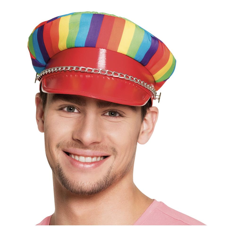 Matchokeps Regnbågsfärgad