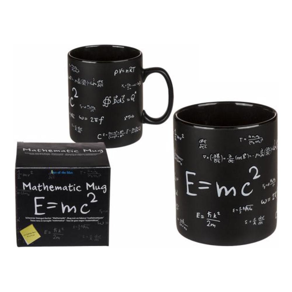 Matematisk Mugg - 1-pack