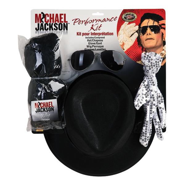Michael Jackson Tillbehörskit