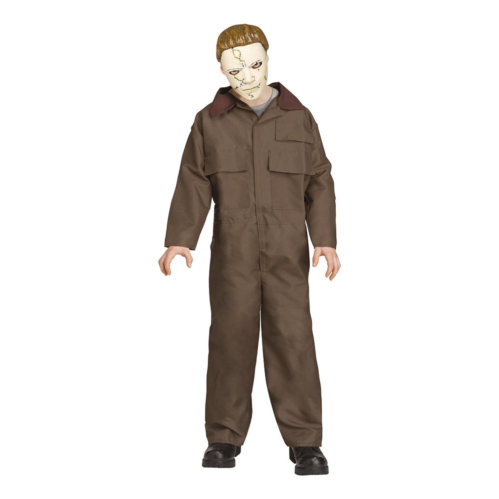 Michael Myers Barn Maskeraddräkt - Medium
