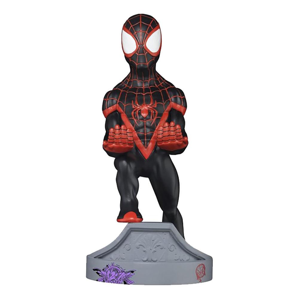 Miles Morales Spiderman Mobilhållare