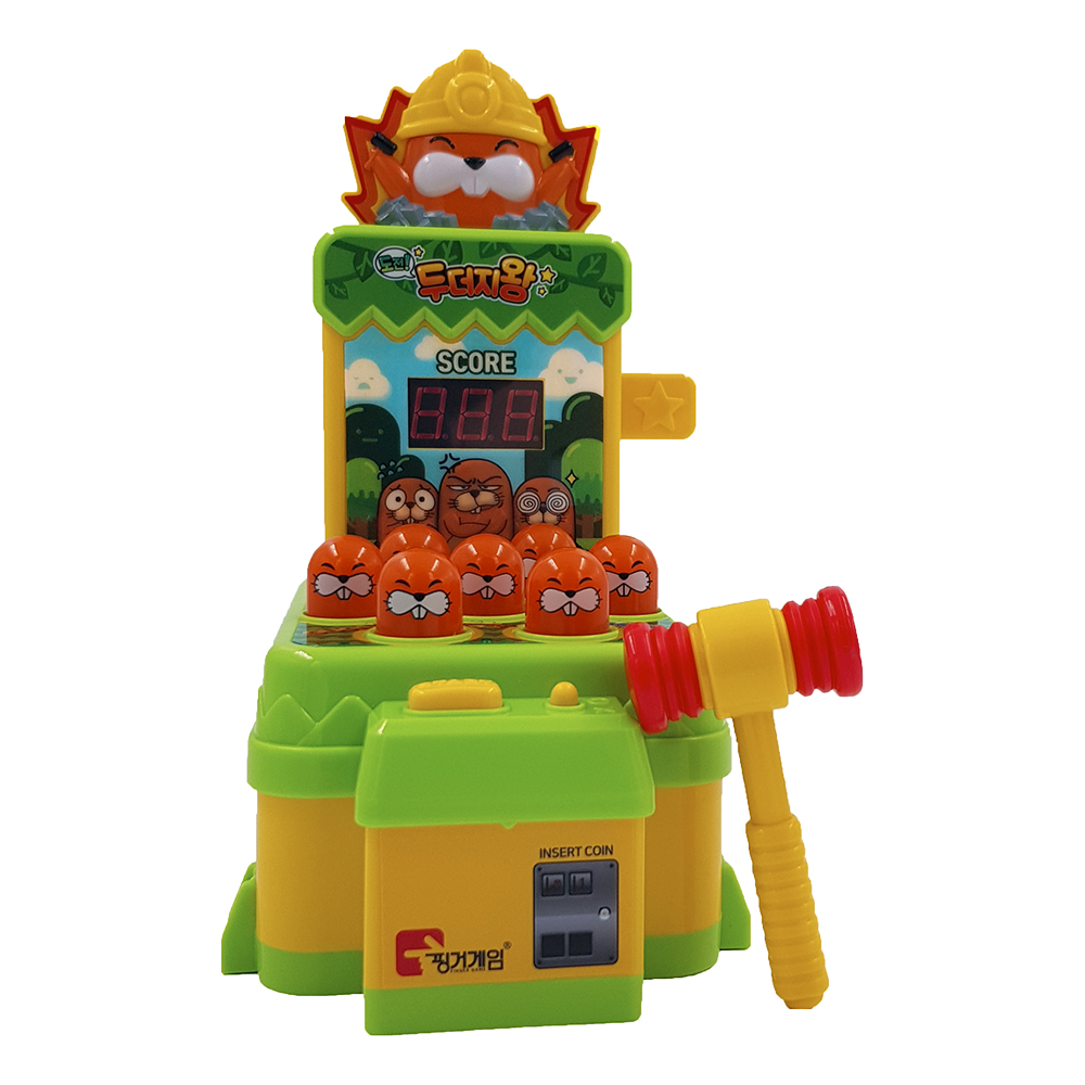 Mini Arcade Spel - Mole King