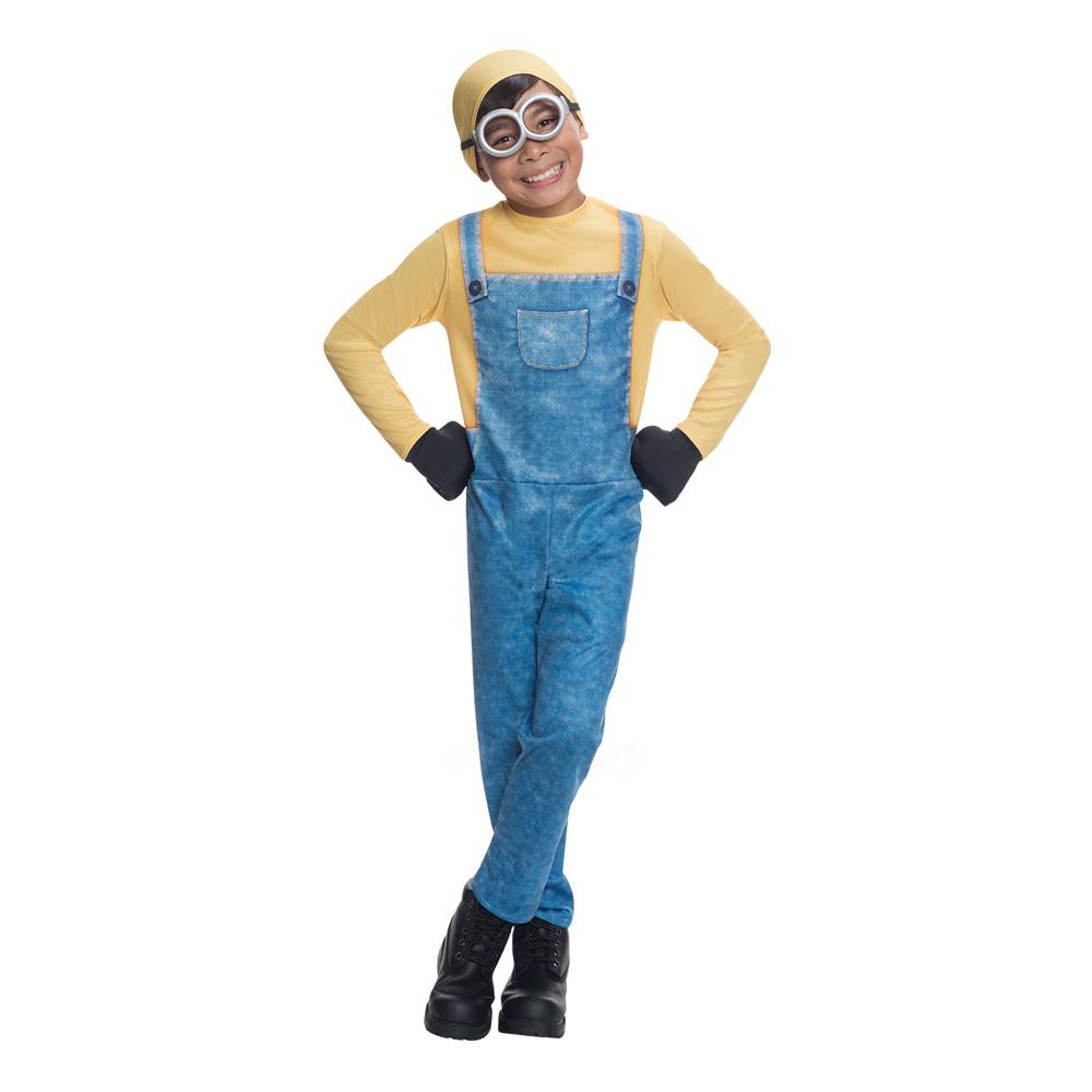 Minion Bob Barn Maskeraddräkt - Small