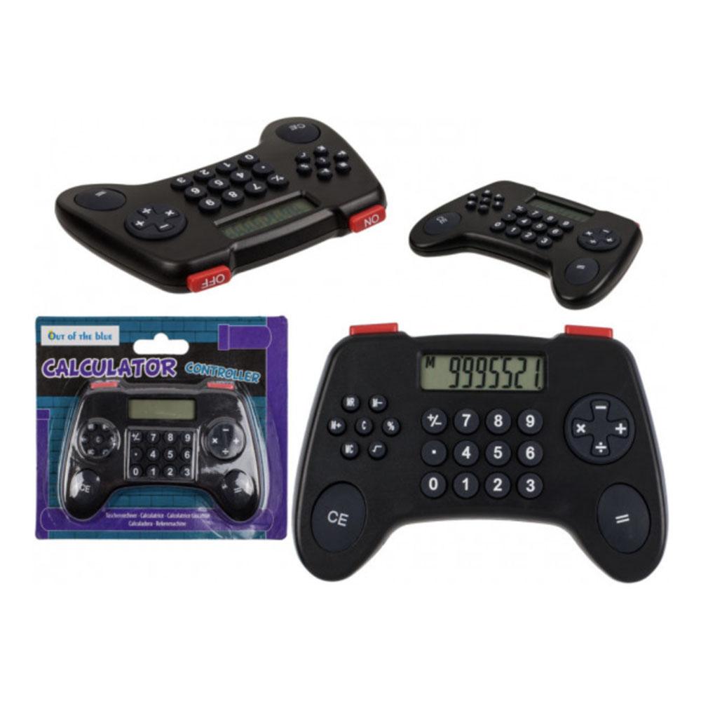 Out of the Blue Miniräknare Spelkontroller - 1-pack