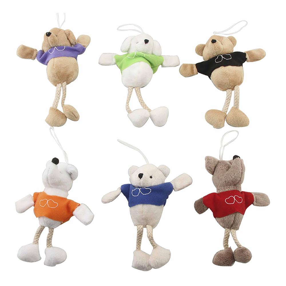 Mjukisdjur - Mjukisdjur med T-shirt - 1-pack