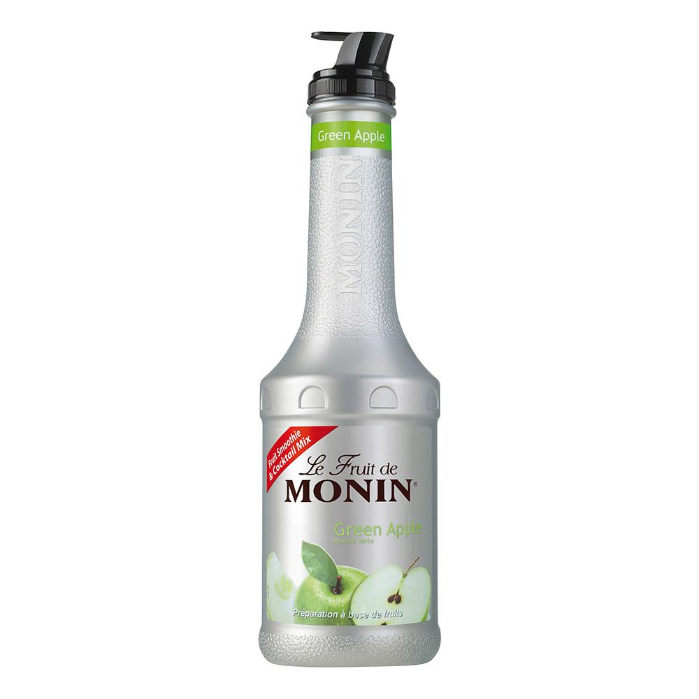 Monin Green Apple Purée - 100 cl