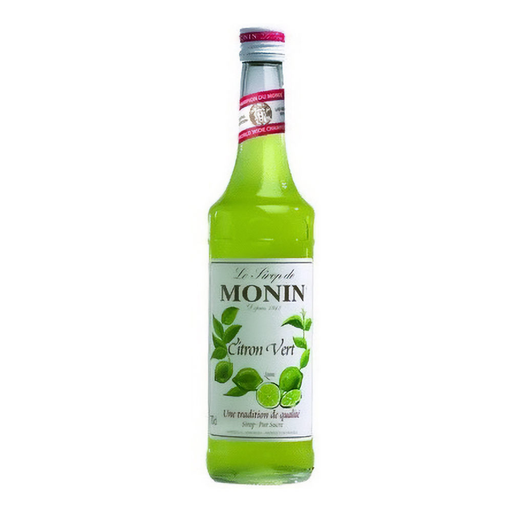 Monin Lime Syrup - 70 cl