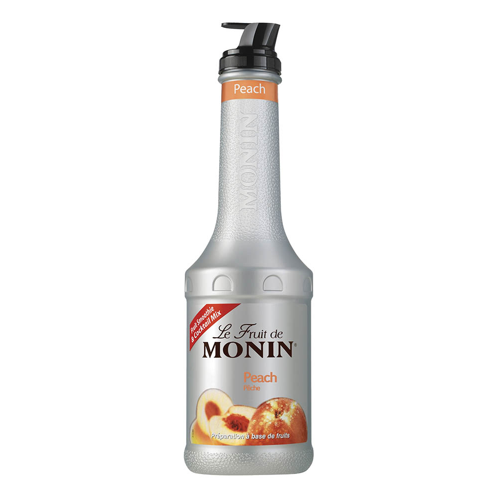 Monin Peach Purée - 100 cl