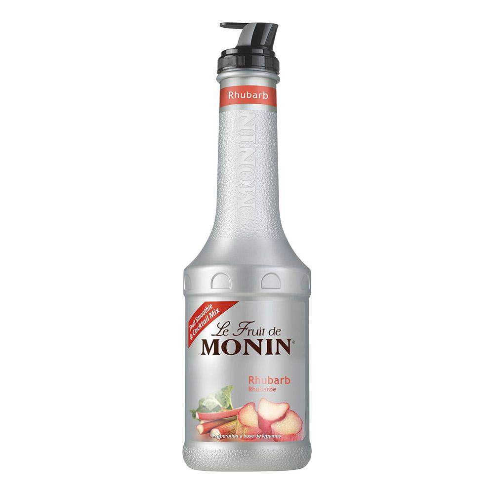 Monin Rhubarb Purée - 100 cl