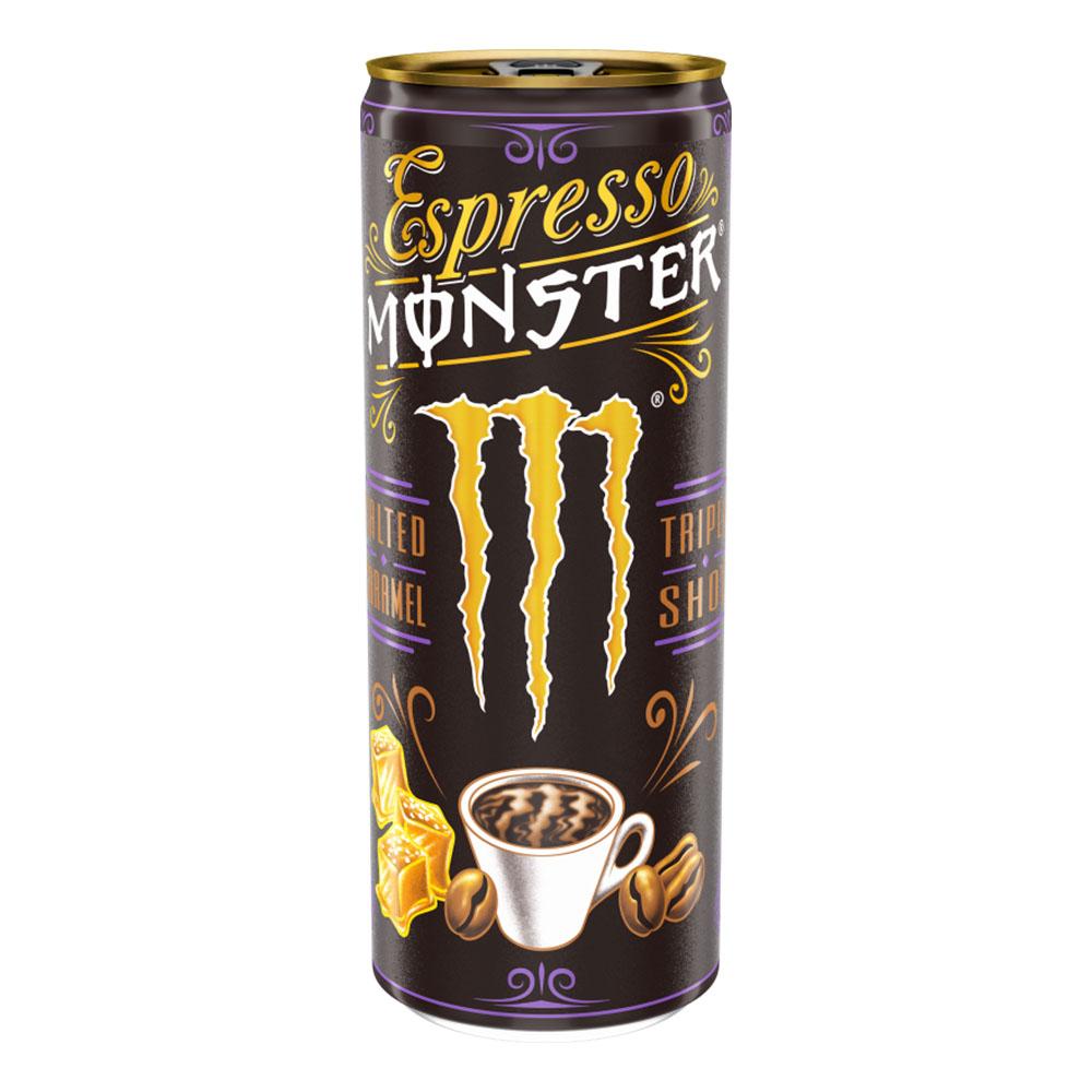 Monster Energy Espresso Salted Caramel - 1-pack